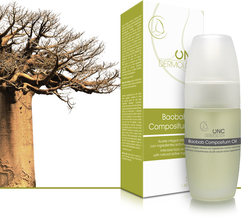 ONC Dermology Baobab Compositum Oil