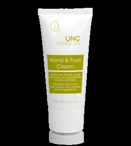 ONC Dermology Hand Foot Cream