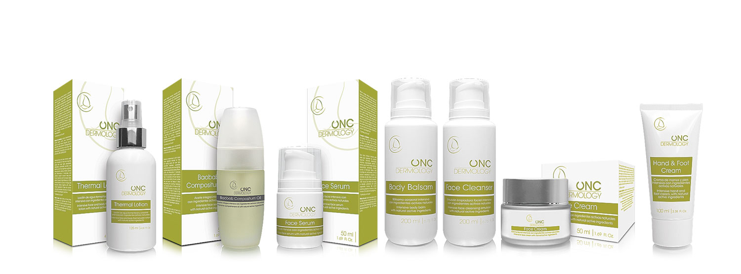 ONC Dermology products images