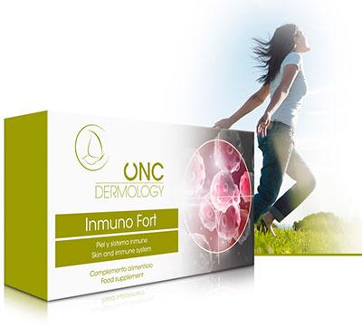 Imagen producto Inmuno Fort de ONC Dermology