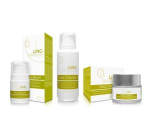 Imagen productos faciales ONC Dermology