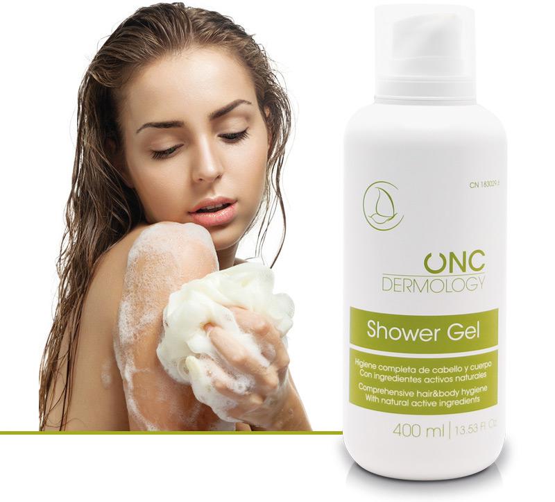 Imagen Producto Shower Gel de ONC Dermology